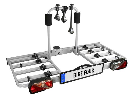 Fahrradträger BIKE FOUR
