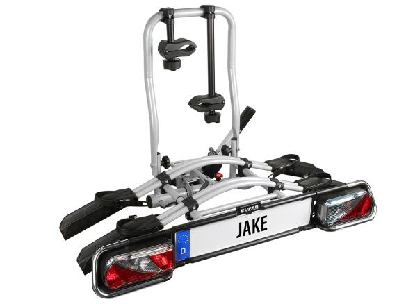 Fahrradträger JAKE, teilweise vormontiert