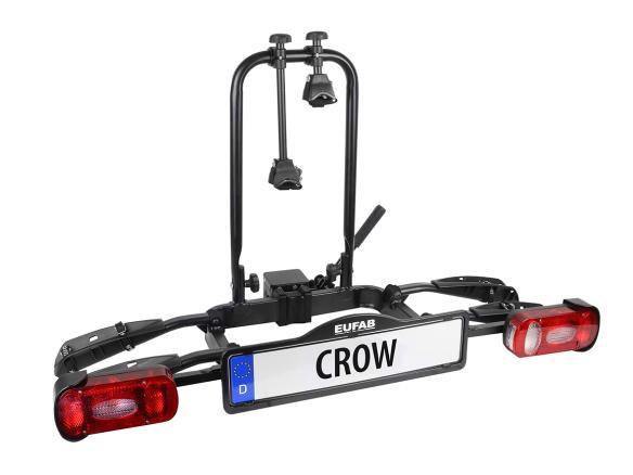 Fahrradträger CROW, teilweise vormontiert