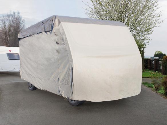 LAS Wohnmobil-Schutzhülle 750 x 235 x 270 cm