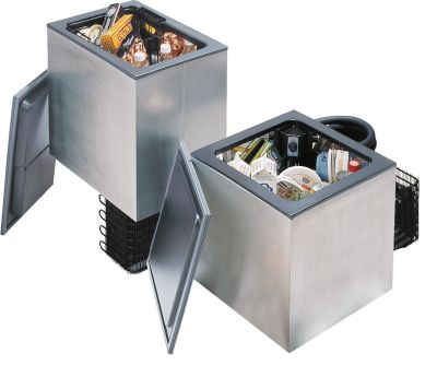 CoolMatic Kühlbox CB-40, 12 / 24 Volt