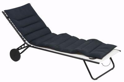 auflage f r sonnenliegen. Black Bedroom Furniture Sets. Home Design Ideas