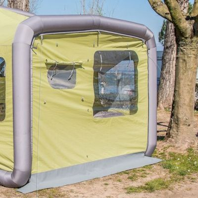 GT Box Camping Rück
