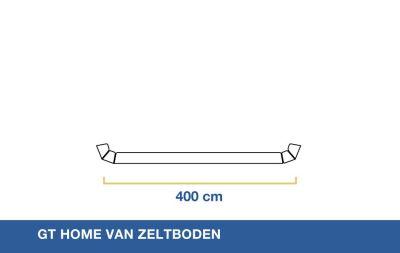 Gentletent GT Home Van Zeltboden