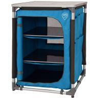 Campingschrank DEFA Single, blau
