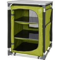 Campingschrank DEFA Single, lime