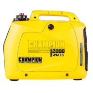 Champion Power Equipment Stromerzeuger 2000 Watt Dual-Fuel Inverter  82001i-DF-EU