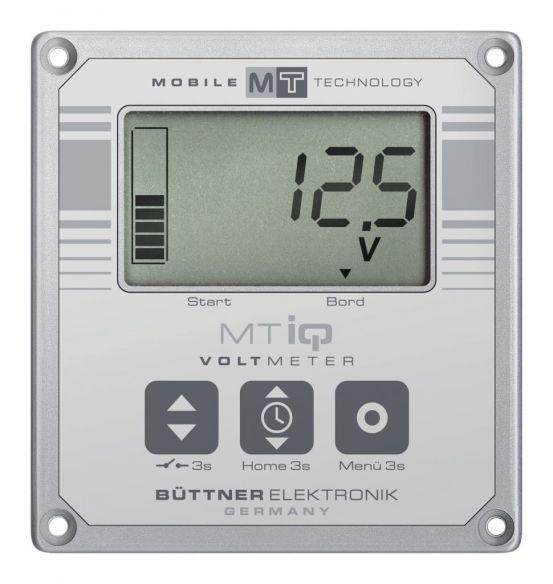 Büttner MTiQ Voltmeter
