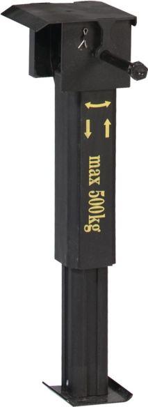 Kurbelstütze Arex Light, einfach teleskopierbar
